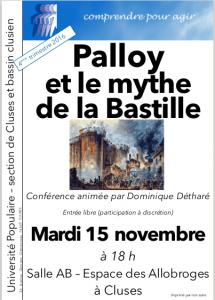 Palloy et le mythe de la Bastille