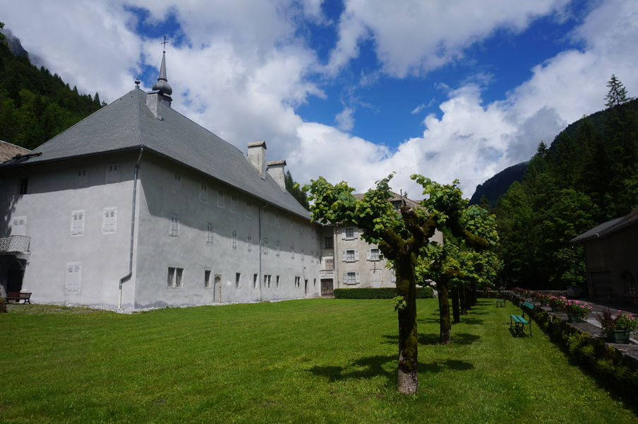 Abbaye de Sixt