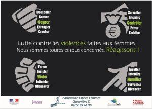 Lutter contre les violences faites aux femmesemmes