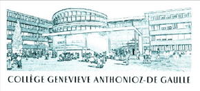 Collège Geneviève Anthonioz De Gaulle