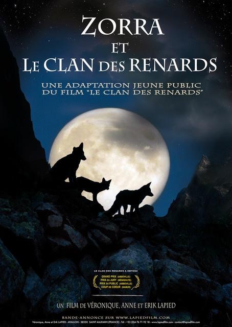 Zorra et le clan des renards