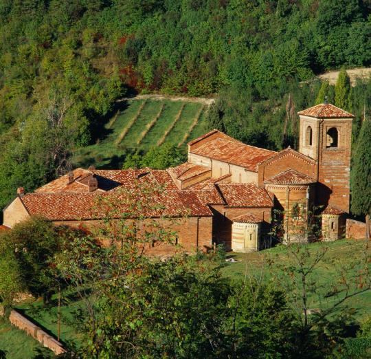 Abbaye de Vezzolano