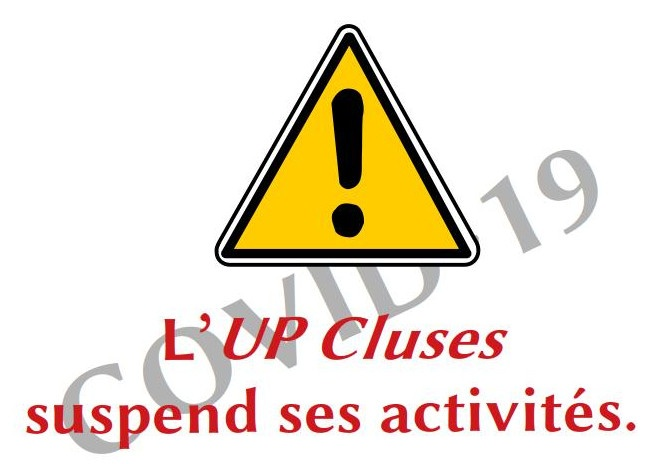 L'UP Cluses suspend ses activités